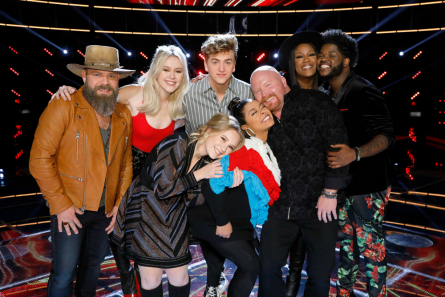 The Voice 13 Top 8