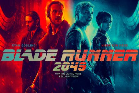 Oscars 2017 nominations Blade Runner 2049