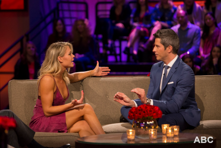 Bachelor 22 Women Tell All, Krystal and Arie