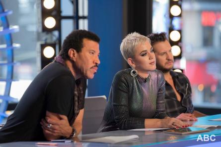 American Idol season 1 premiere, judges
