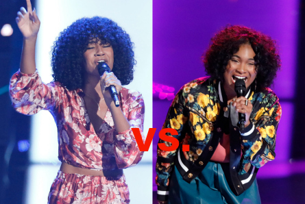 The Voice 14 Battles, Kelsea vs. Jordan