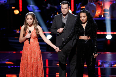 The Voice 14, Knockouts Brynn vs. Jamella