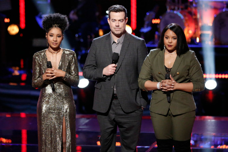 The Voice 14 Knockouts week 2, Kelsea vs. Sharane