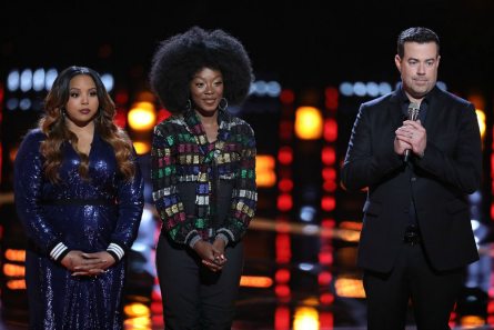 The Voice 14 Live Shows week 3 Results, Sharane and Christiana