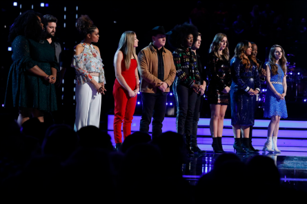 The Voice 14 Live Shows week 3 Top 11