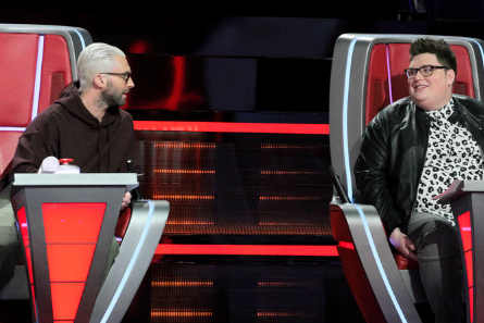The Voice14 Knockouts, Adam Levine, Jordan Smith