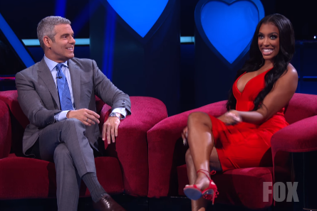 Love Connection 2018, Andy Cohen, Porsha Williams