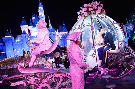 Disney's Fairy Tale Weddings 2018