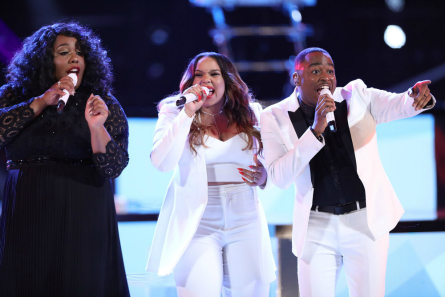The Voice 14 finale night 2, Kyla, Sharane, Rayshun