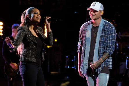 The Voice 14 finale night 2, Spensha Baker, Kane Brown