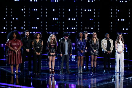 The Voice 14 Live shows week 4, Top 10
