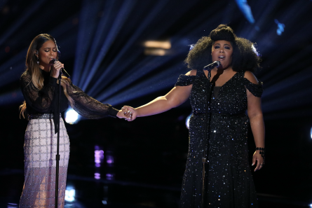 The Voice 14 Semi Finals week 1, Spesha Baker and Kyla Jade duet