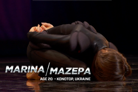 Sytycd season 15, Marina Mazepa