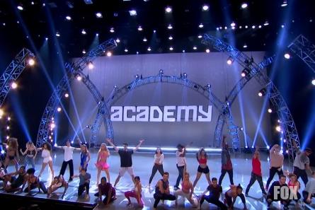 Sytycd season 15 Academy