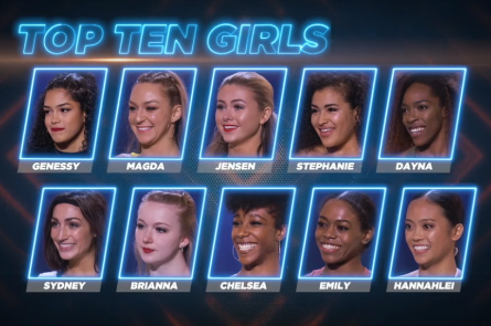SYTYCD 15 Top 20 Females