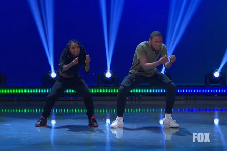 SYTYCD 15 Top 5 men, Darius Hickman