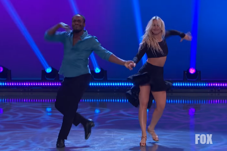 SYTYCD 15 Academy week 4, Top 5 men, Jay Jay Dixonbey