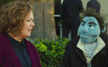 The Happytime Murders, Melissa McCarthy, Phil Philips