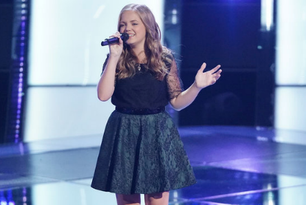 The Voice 15 premiere, Sarah Grace