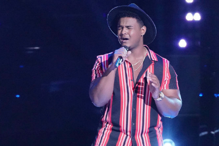 The Voice 15 premiere, DeAndre Nico