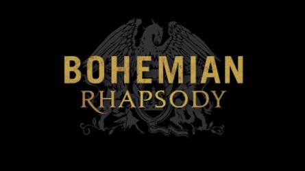 Bohemian Rhapsody movie banner, 20th Century Fox