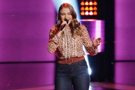 The Voice 15 Blind Auditions week 4, Emily Hough