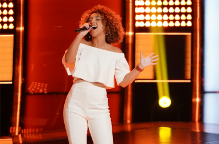 The Voice 15 Blind Auditions week 3, Lela