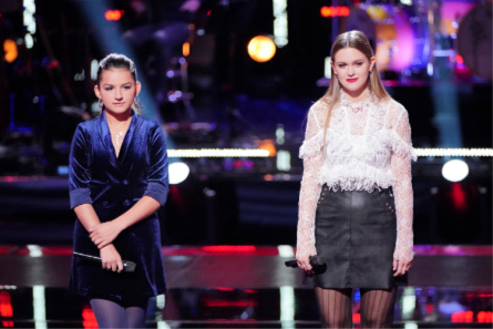 The Voice 15 Knockouts, Abby, Claire