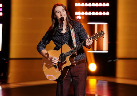 The Voice 15 Blind Auditions week 2, Anthony Arya