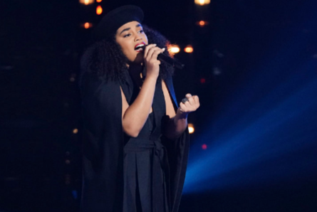 The Voice 15 Blind Auditions week 2, Audri Bartholomew