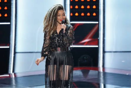 The Voice 15 Blind Auditions week 2, SandyRedd
