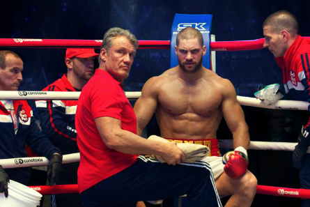 Creed 2, Ivan Drago, Viktor Drago