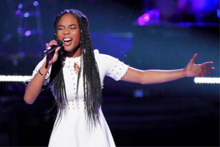 The Voice 15 Knockouts week 2, Kennedy Holmes