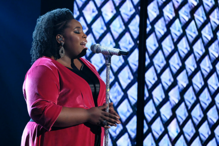 The Voice 15 live shows week 2, Kymberli Joye