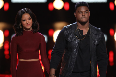 The Voice 15 live shows week 3, Lynnea Moorer, DeAndre Nico