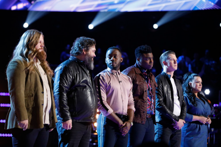 The Voice 15 live playoffs week 1, Team Blake