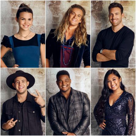 The Voice 2018, season 15 Team Adam
