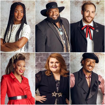 The Voice 2018, Season 15 Team JHud