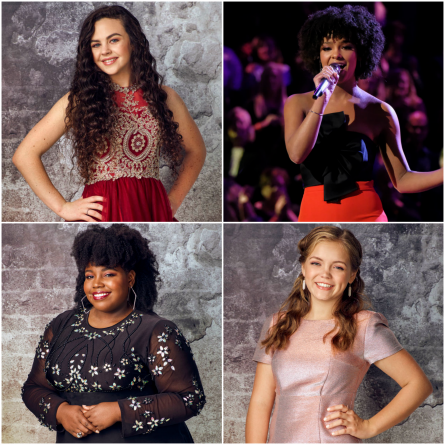 The Voice 15 live shows week 2, Team Kelly Top 11