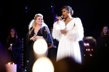 The Voice 15 finale, Kelly Clarkson, Jennifer Hudson