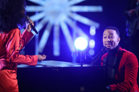 The Voice 15 finale John Legend
