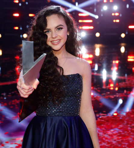 The Voice season 15 winner Chevel Shepherd