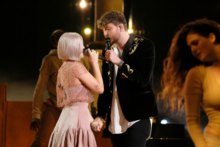 The Voice 15 live show week 4, top 10 results, Ann Marie, James Arthur