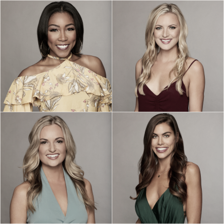 The Bachelor 23 week 2, eliminated women