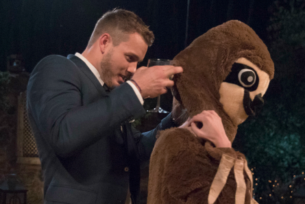 "The Bachelor 2019, Colton and ""Sloth"" Alex B."
