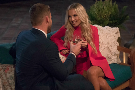 The Bachelor 2019, Colton with Catherine