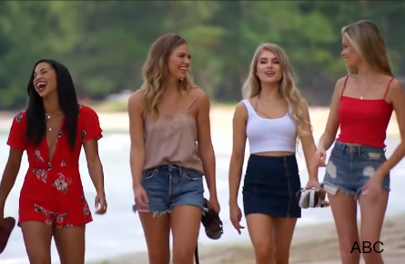 The Bachelor 2019 week 5, women in Thailand