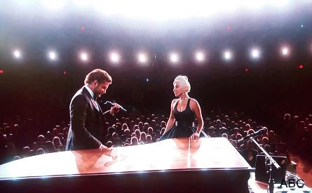 Oscars 2019, Bradley Cooper, Lady Gaga