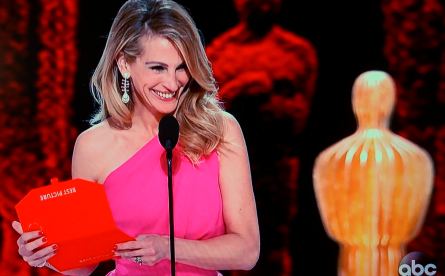Oscars 2019, Julia Roberts, best picture