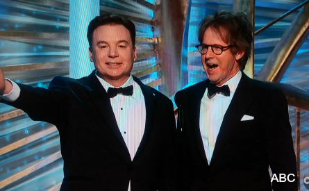 Oscars 2019, Mike Myers, Dana Carvey